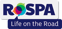 RoSPA Life On The Road Logo